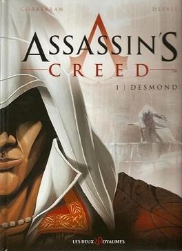 Couverture du livre : Assassin's Creed, Tome 1 : Desmond