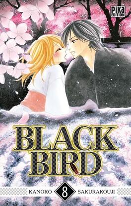 Couverture du livre : Black Bird, Tome 8