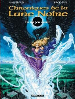 Couverture du livre : Chroniques de la Lune Noire, tome 0 : En un jeu cruel