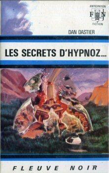 Couverture du livre : FNA -533- Les Secrets d'Hypnoz...