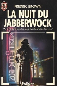 Couverture du livre : La nuit du Jabberwock