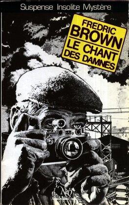 Couverture du livre : Le Chant des damnés