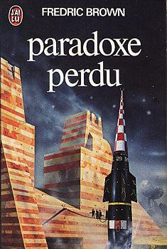 Couverture du livre : Paradoxe perdu