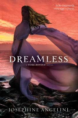 Couverture du livre : Starcrossed, Tome 2 : Dreamless