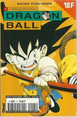 Couverture du livre : Dragon Ball, Tome 5 : Le maître des arts martiaux