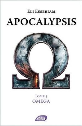 Couverture du livre : Apocalypsis, Tome 5 : Oméga