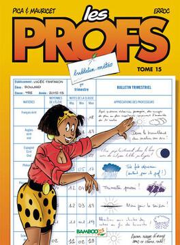 Couverture du livre : Les Profs, tome 15 : Bulletin météo