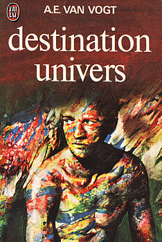 Couverture de Destination univers