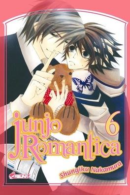 Couverture du livre : Junjo Romantica, tome 6