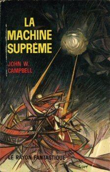 Couverture du livre : La Machine suprême