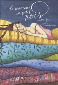Couverture du livre : La princesse au petit pois (extra fin)