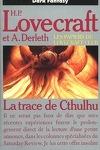 couverture La Trace de Cthulhu