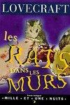 couverture Les Rats dans les murs