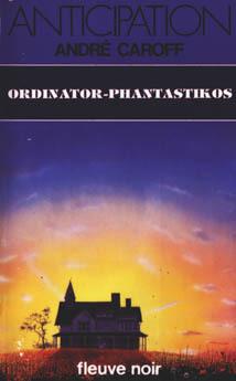 Couverture du livre : Ordinator-phantastikos