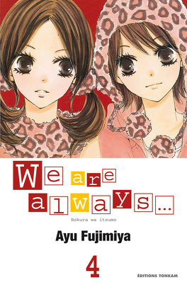 Couverture du livre : We are always...,Tome 4