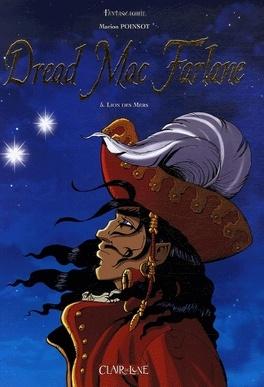 Couverture du livre : Dread Mac Farlane, Tome 5 : Lion des mers