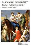 couverture Clélie, histoire romaine
