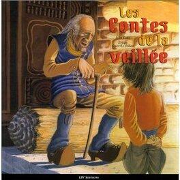 Couverture du livre : Les contes de la veillée