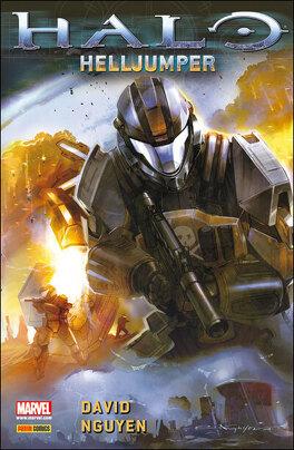 Couverture du livre : Halo : Hell Jumper