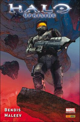 Couverture du livre : Halo : Uprising
