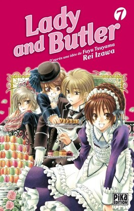 Couverture du livre : Lady and Butler, tome 7