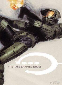 Couverture du livre : The Halo Graphic Novel