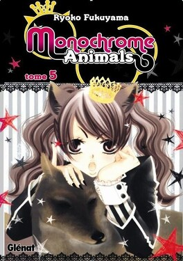 Couverture du livre : Monochrome Animals, Tome 5