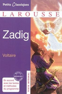Couverture du livre : Zadig ou la Destinée