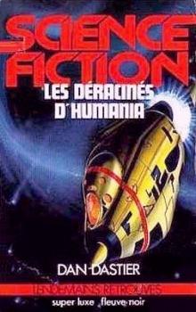 Couverture du livre : FNA -493- Les Déracinés d'Humania