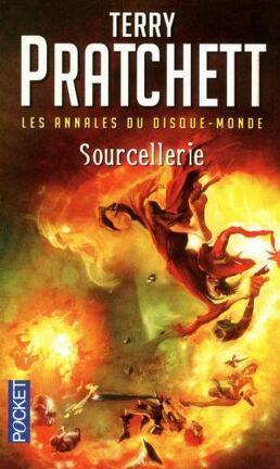 Couverture du livre : Les Annales du Disque-Monde, tome 5 : Sourcellerie