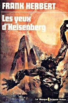 Couverture de Les yeux d'Heisenberg