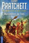 couverture Les Annales du Disque-Monde, tome 12 : Mécomptes de fées