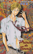 Prince du Tennis, Tome 35