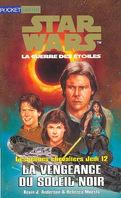 Star Wars, La Guerre des étoiles - Les jeunes chevaliers Jedi, tome 12 : La Vengeance du soleil noir