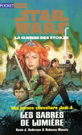 Star Wars, La Guerre des étoiles - Les jeunes chevaliers Jedi, tome 4 : Les Sabres de lumière