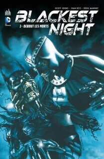 Couverture du livre : Blackest Night