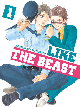 Couverture du livre : Like the beast, Tome 1