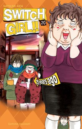 Couverture du livre : Switch Girl, Tome 20