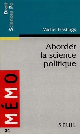 Couverture du livre : Aborder la science politique