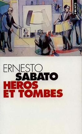 Couverture du livre : Héros et tombes