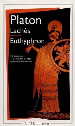 Couverture du livre : Lachès
