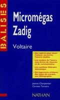 Balises – Voltaire : Micromégas & Zadig