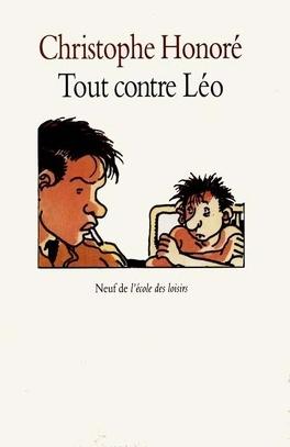 Couverture du livre : Tout contre Léo