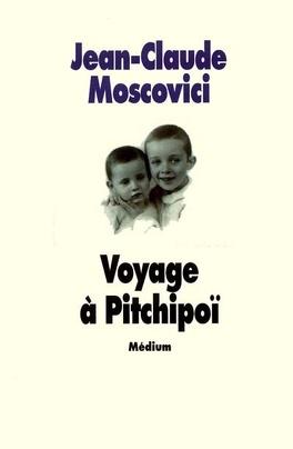 Couverture du livre : Voyage à Pitchipoï