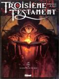 Le Troisième Testament, Tome 3 : Luc ou le souffle du taureau