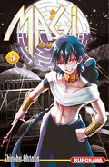 Magi : The Labyrinth of Magic, Tome 5