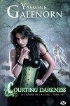 couverture Les Sœurs de la lune, Tome 10 : Courting Darkness