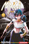 couverture Magi : The Labyrinth of Magic, Tome 5