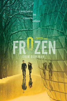Couverture du livre : Taken, Tome 2 : Frozen