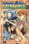 couverture Fairy Tail, Tome 27